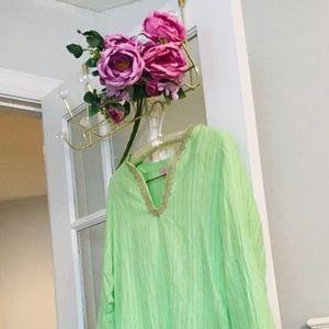 Beautiful Lilly pulitzer night shirt or swimwear